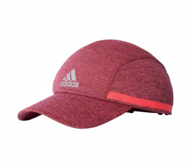 Adidas - Run Climachill running cap (red) - OSFW - OSFW