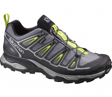Salomon - X Ultra 2 GTX® men's hiking shoes (grey/yellow)