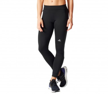 Adidas - Sequencials Climawarm Tight women's running shorts (black)