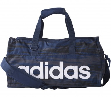 Adidas - Linear Performance Graphic Teambag S (black/white)