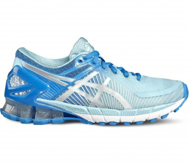 Asics - Gel-Kinsei 6 women's running shoes (blue/white)