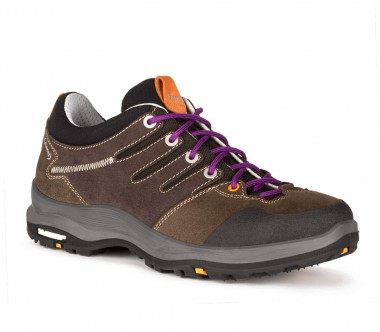 AKU - Montera Low GTX women's hiking shoes (brown)