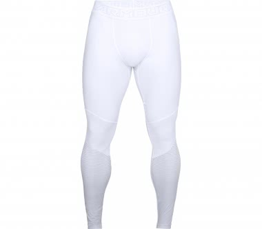 Under Armour - Threadborne Vanish Legging men's training pants (white)