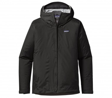 Patagonia - Torrentshell men's raincoat (black)