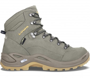 Lowa - Renegade GTX Mid women's hiking shoes (khaki)
