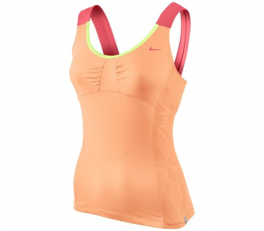 Nike - Tiebreaker Knit tank top orange - SU12