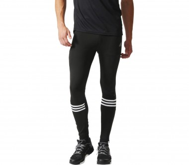 Adidas - Response men's Lauftights (black/white)