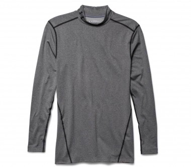 Under Armour - Coldgear Armour Mock men's training top (grey)