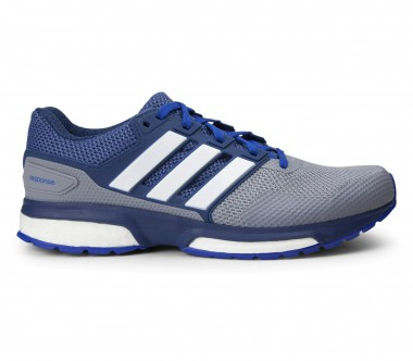 Adidas - Response Boost 2 men's running shoes (dark blue/grey)