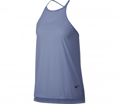 Nike - Flex women's tank top (blue)