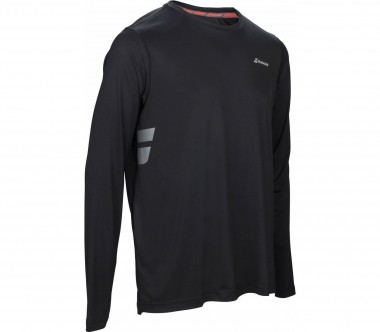 Babolat - Core long-sleeved men's tennis top (black)