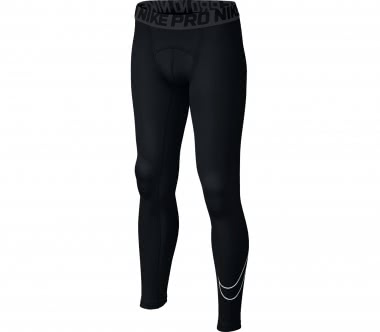 Nike - Cool HBR Compression Children training pants (black)