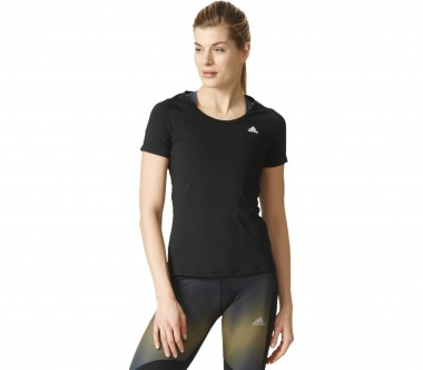 Adidas - Basic Solid Performance women's training top (black)