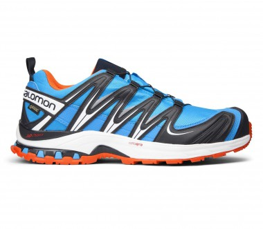 Salomon - XA Pro 3D GTX men's running shoes (blue/black)