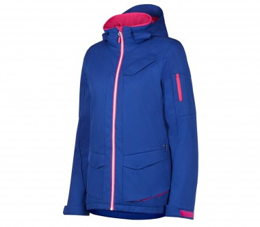 Ziener - Tume women's ski jacket (blue)