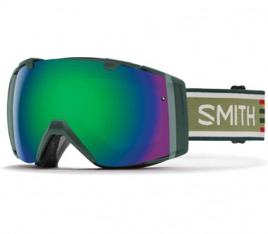 Smith - I/O skis goggles (green/white)