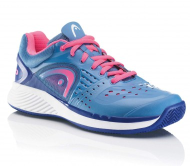 Head - Sprint Pro Clay women's tennis shoes (blue/pink)