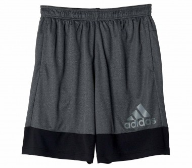 Adidas - Prime men's training shorts (dark grey/black)
