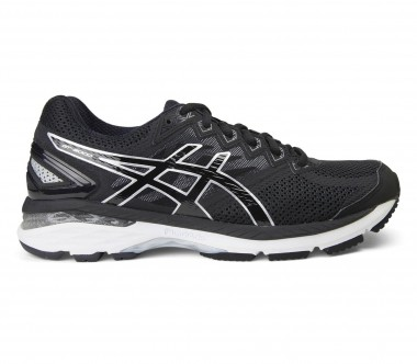 Asics - GT-2000 4 men's running shoes (black)