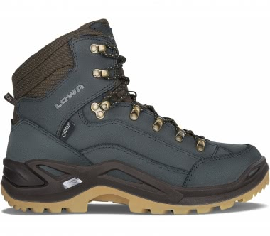 Lowa - Renegade GTX® Mid Renegade GTX® Mid men's hiking shoes (dark blue/brown)