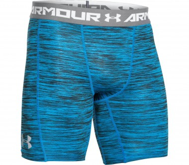 Under Armour - CoolSwitch Compression men's training shorts (blue)