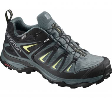 Salomon - X Ultra 3 GTX® women's hiking shoes (grey/black)