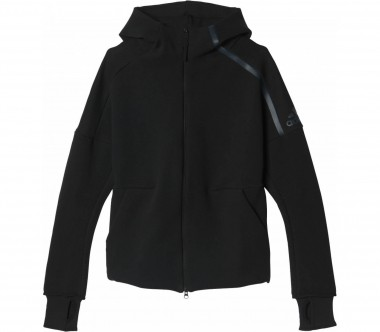 Adidas - Z.N.E. women's training hoodie (black)