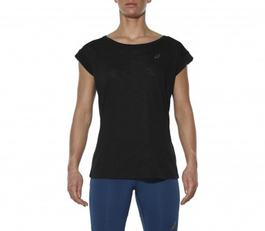 ASICS - Layering women's training top (black)