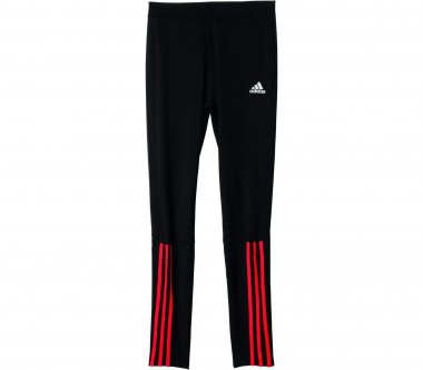 Adidas - Response Long men's running pants (black/red)