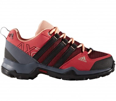 Adidas - AX2 CP Children hiking shoes (red/black)