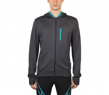 Adidas - Beyond The Run men's Laufhoody (black)