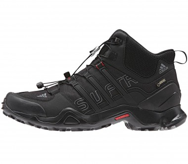 Adidas - Terrex Swift R Mid Gore-Tex men's trekking shoes (black/grey)