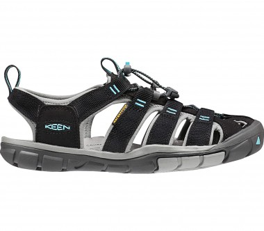 Keen - Clearwater CNX women's outdoor sandals (black/grey)