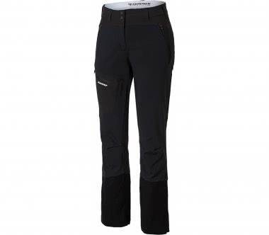 Ziener - Nolana women's soft shell pants (black)