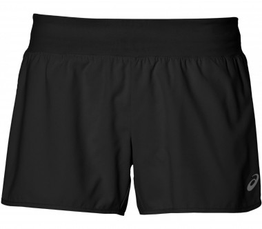 Asics - fuzeX 4IN women's running shorts (black)