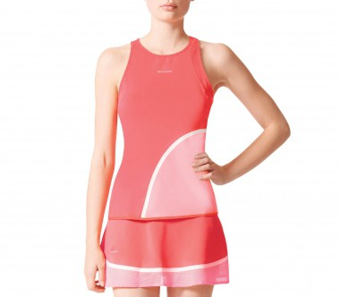 Adidas - Stella McCartney Barricade Australian Open women's tennis tank top (red/pink)