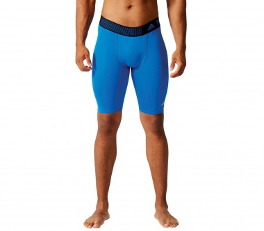 Adidas - Techfit Cool Tight men's training pants (blue)