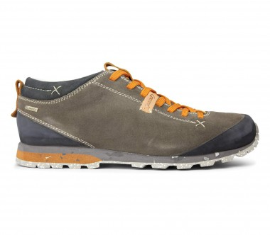 AKU - Bellamont Suede GTX men's hiking shoes (brown/orange)