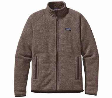 Patagonia - Better Sweater men's fleece jacket (khaki)