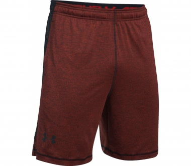 Under Armour - Raid 8 Novelty men's training shorts (red/black)