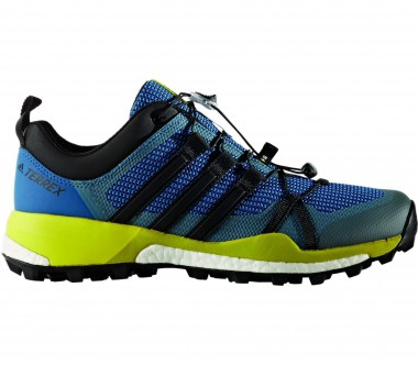 Adidas - Terrex Skychaser men's mountain running shoes (grey/blue)