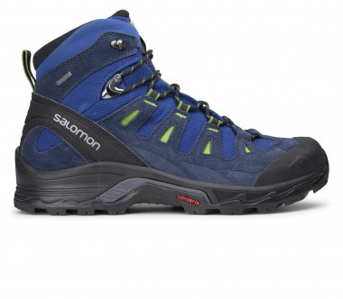 Salomon - Quest Prime GTX men's trekking shoes (blue/black)