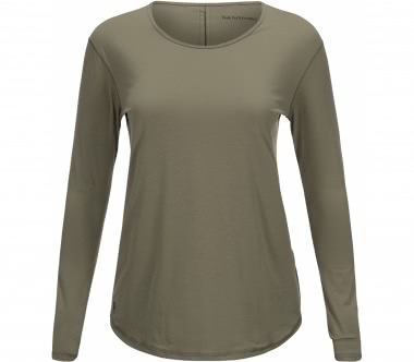 Peak Performance - Epic women's long-sleeved (khaki)
