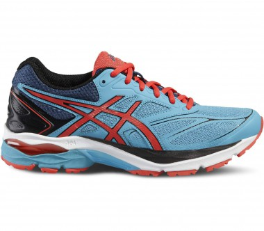 Asics - Gel-Pulse 8 women's running shoes (light blue/red)