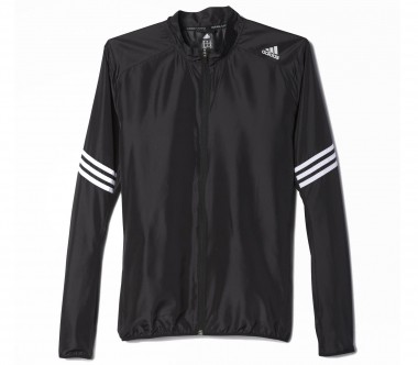 Adidas - Response Wind men's running jacket (black)