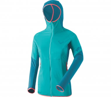 Dynafit - Elevation Polartec Alpha women's insulating jacket (blue)