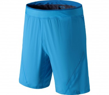 Dynafit - Alpine men's 2 in 1 functional shorts (blue)