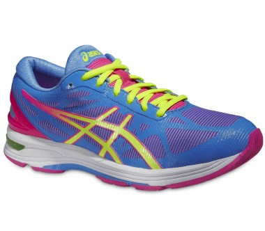 Asics - Gel DS Trainer 20 women's running shoes (light blue/pink)