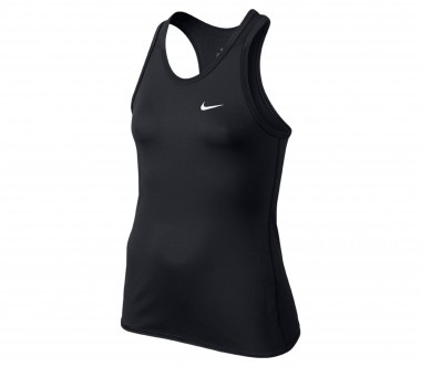 Nike - Advantage Power children's tennis tank top (black)