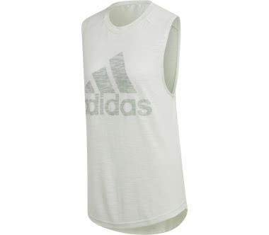 Adidas - Winners women's training top (light yellow)
